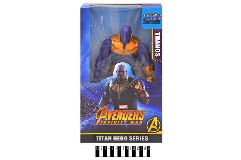 Коллекционная фигурка Танос (Мстители) marvel