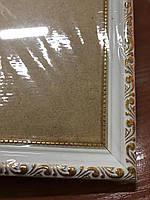 Рамка для картин 30*30 со стеклом, профиль 25 мм (код 2540-3030)