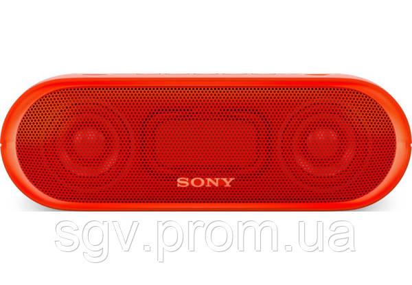Портативная акустика Sony SRS-XB20 RED (Extra Bass)