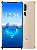"Oukitel c12 Pro (Gold) 2/16Гб ,6,18 ""19:9 Android 8,1 +бампер"
