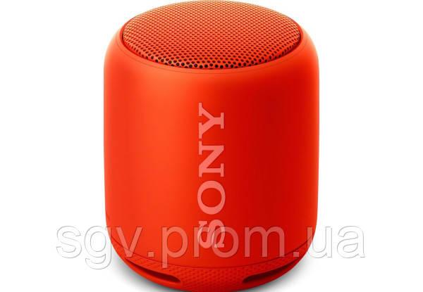 Портативная акустика Sony SRS-XB10 Red (Extra Bass)