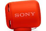 Портативная акустика Sony SRS-XB10 Red (Extra Bass), фото 4
