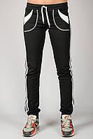 Спортивные штаны женские Стрелки (черные)