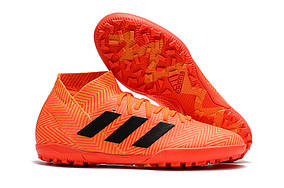 Сороконожки Adidas Nemeziz Tango 18.3 TF orange