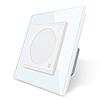 Терморегулятор Livolo для электрического теплого пола цвет белый (VL-C701TM-11)