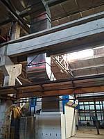 Монтаж промышленных воздуховодов и вентиляционного оборудования