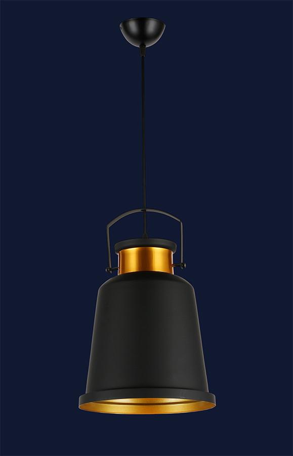Светильник подвесной в современном стиле LV black&gold