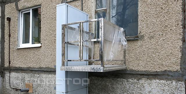 Вертикальный подъемник для инвалидов