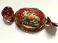 Персик в шоколаде с грецким орехом