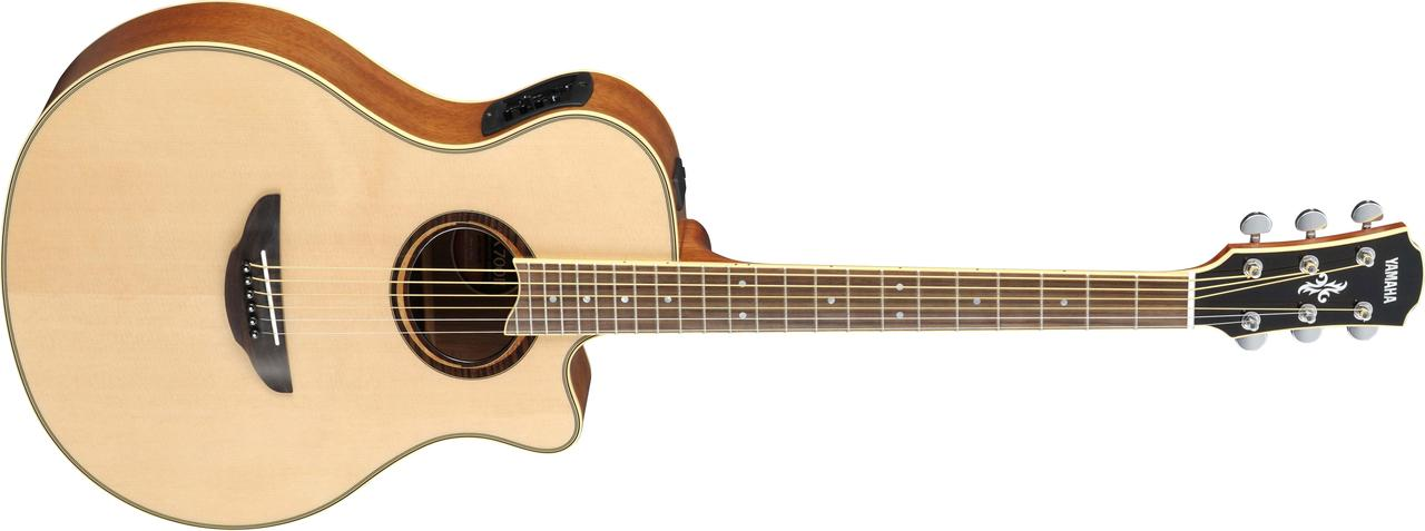 Електро-акустична гітара YAMAHA APX700 II (NAT)