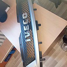 Решетка радиатора Е5 IVECO 5801255766, фото 3