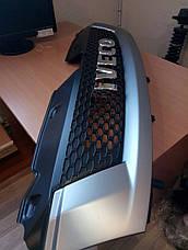 Решетка радиатора Е5 IVECO 5801255766, фото 2