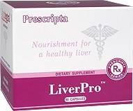 LiverPro™ (90) Ливер Про, мощный гепатопротектор