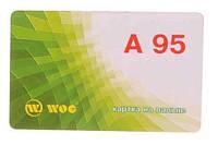 Талони на бензин А-95 WOG, фото 1