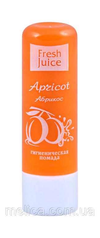Гигиеническая помада Fresh Juice Apricot Абрикос - 3,6 г.
