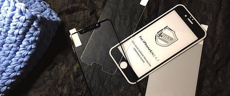 Как приклеить защитное стекло на смартфон