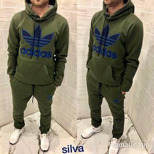 Зимний мужской костюм adidas, фото 2