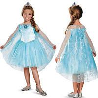 Костюм принцесса Эльза 4-6 лет, фото 1