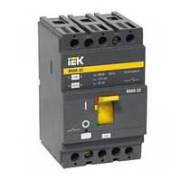 Автоматический выключатель ВА88-32 16А 3Р 25кА IEK