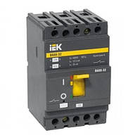 Автоматический выключатель ВА88-32 12,5А 3Р 25кА IEK