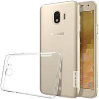 TPU чехол Nillkin Nature Series для Samsung J400F Galaxy J4 (2018)