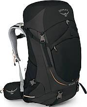 Женский туристический рюкзак Osprey Sirrus 50 Black  WS/WM, 50 л, черный