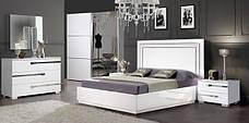 Модульна спальня Венеція біла Слониммебель