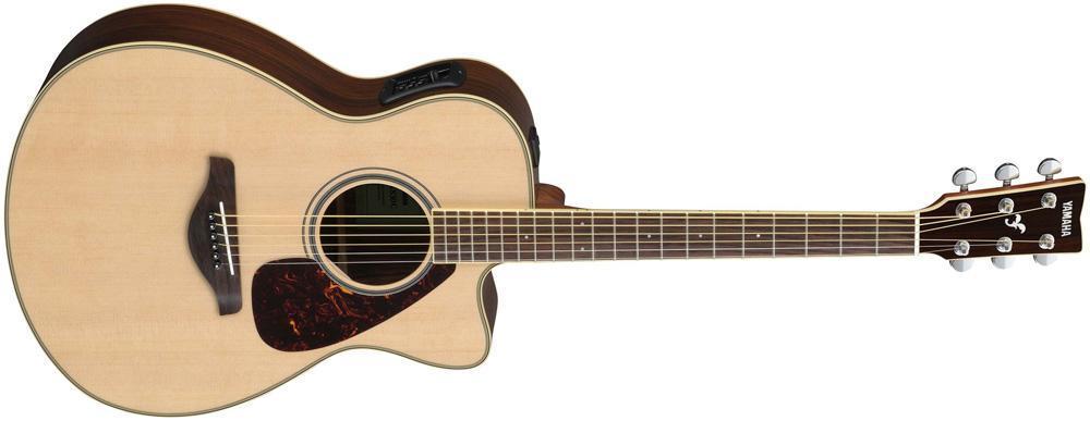 Електро-акустична гітара YAMAHA FSX830C (NT)