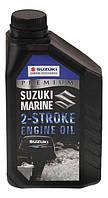 Масло Suzuki Premium для 2-х тактных лодочных моторов
