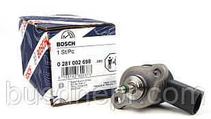Клапан тиску паливної рейки Sprinter(901-904)/Vito(638) CDI пр-во BOSCH 0 281 002 698