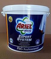 (Брак, поламана ручка ). Порошок для білих речей Ariel Expert System White 5 кг