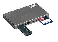 Мультикарта Pack USB Hub Card Reader ALU