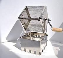 Мини-ростер открытого типа для обжарки кофе