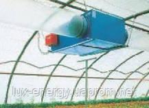 ВОЗДУХОНАГРЕВАТЕЛИ передвижные подвесные серия AGRI, фото 3