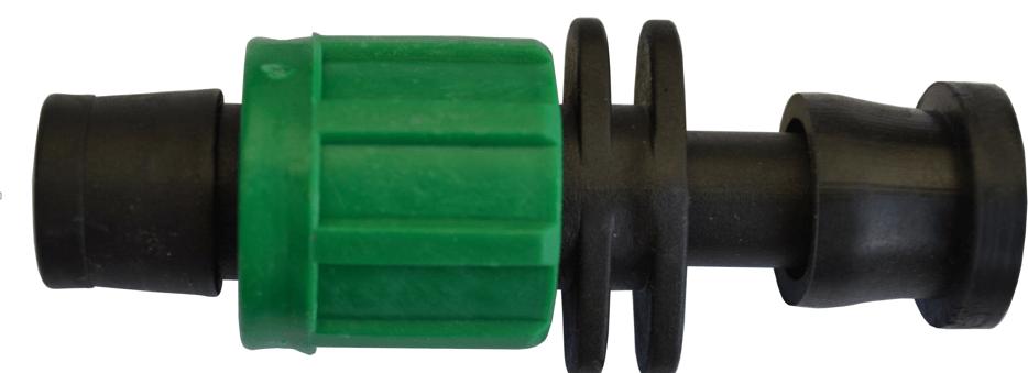 Фитинг стартовый с резинкой (Зеленый)