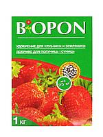 Биопон (BIOPON) для клубники и земляники, 1 кг