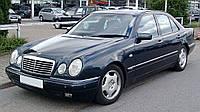 Скло переднє (лобове) Mercedes W210 E (Седан, Комбі) (1995-2002)