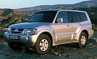 Скло переднє (лобове) Mitsubishi Pajero III (Позашляховик) (1999-)