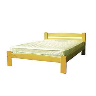 Односпальне ліжко в спальню, дитячу з натурального дерева Дональд Дрімка
