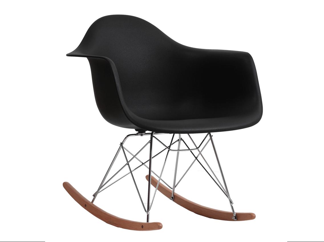 Кресло Лаунж черный