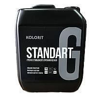 Грунтовка акрилова Kolorit Standart Grunt 5л
