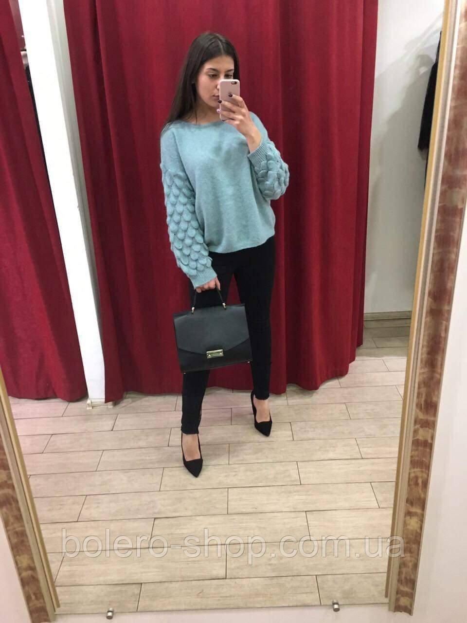 Женский свитер модный Италия