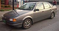 Скло переднє (лобове) VW Passat B3/B4 (Седан, Комбі) (1988-1996)