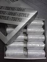 Нитки швейные белые Идеал № 40 ( упаковка )