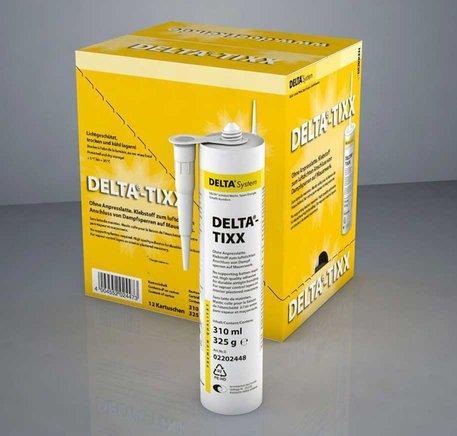 Клей DELTA®-TIXX 310 мл приклеивания паробарьера