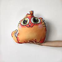 "Подушка ""Рыжий кот"", фото 1"