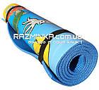 Детский игровой коврик Морское дно 135х50cм, толщина 5мм, фото 2