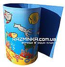 Детский игровой коврик Морское дно 135х50cм, толщина 5мм, фото 4