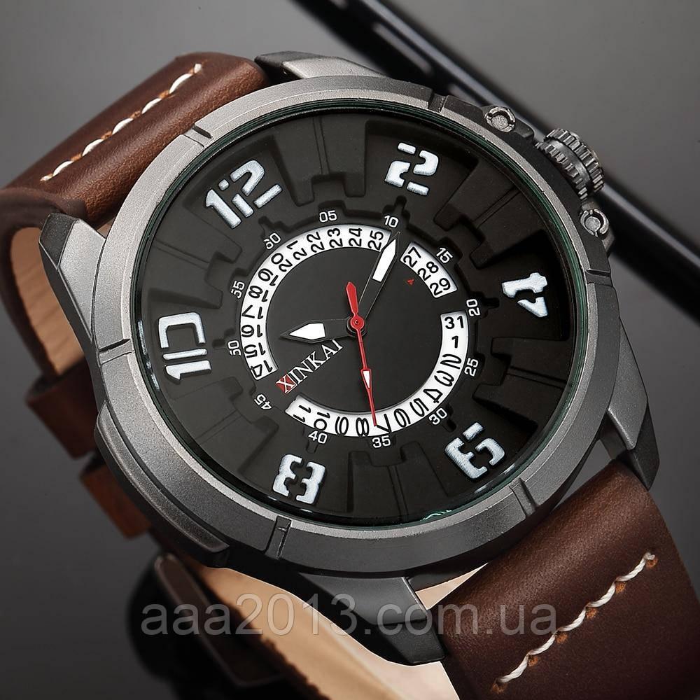 Часы наручные XINKAI мужские кварцевые