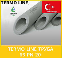 Труба полипропиленовая Termo line 63 PN 20